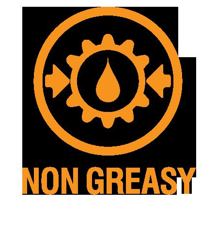 Non Greasy