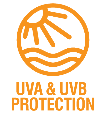 UVA & UVB Protection